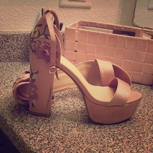 Brand new Charlotte Russe heels